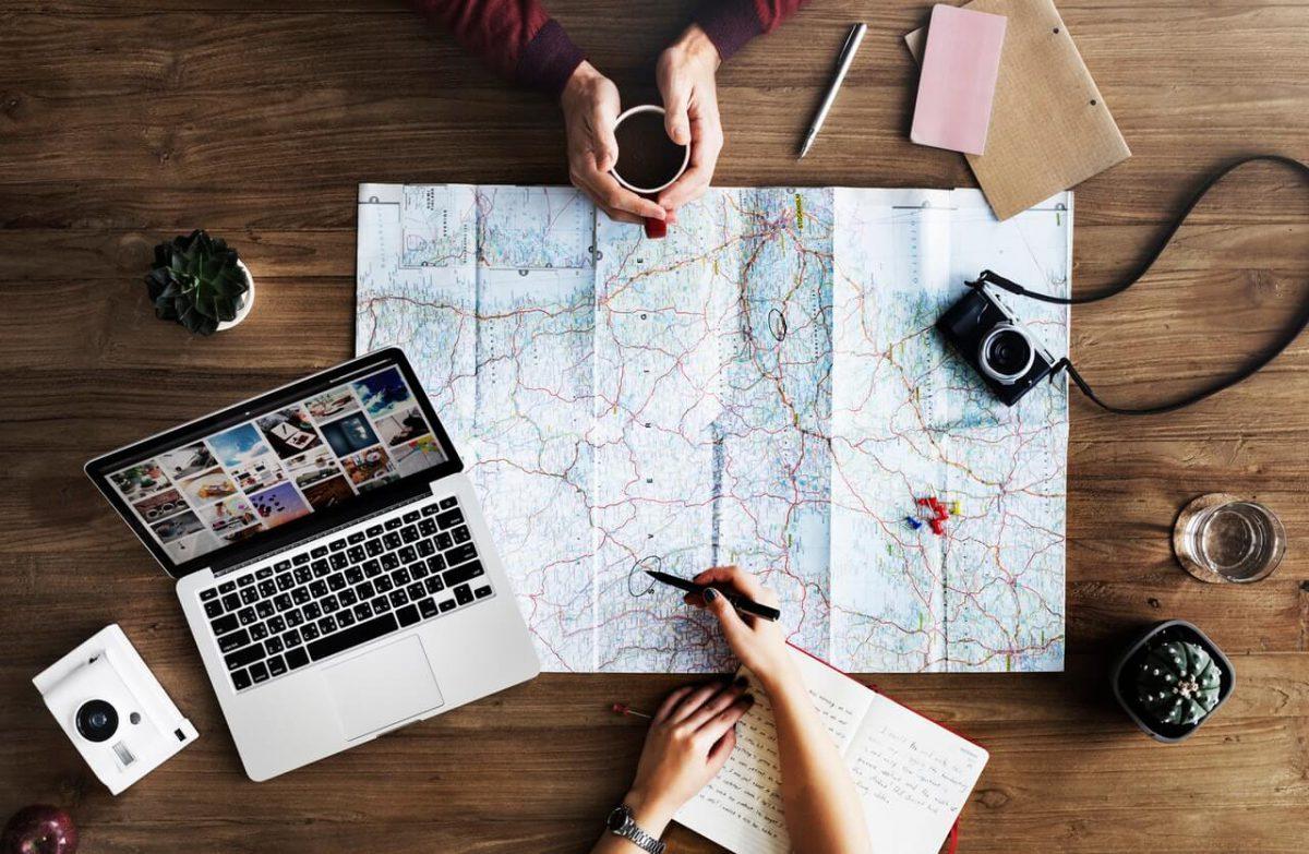 Mapa-na-stole
