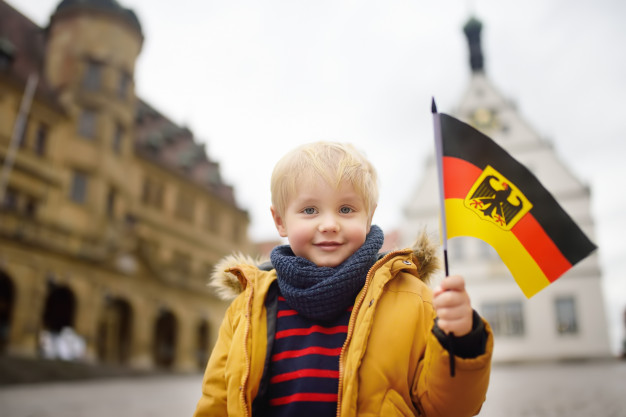 niemiecki dla dzieci