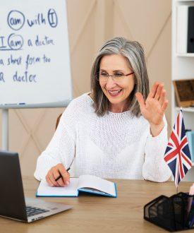 Jak się uczyć angielskiego przez Internet?